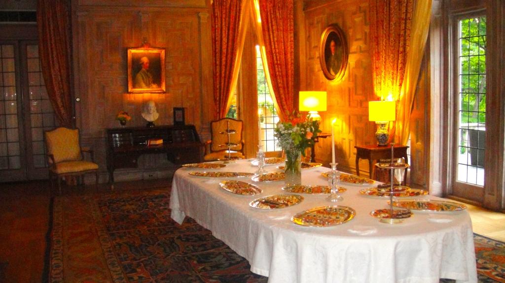 Dining with the French Ambassador – TOP SECRET WASHINGTON