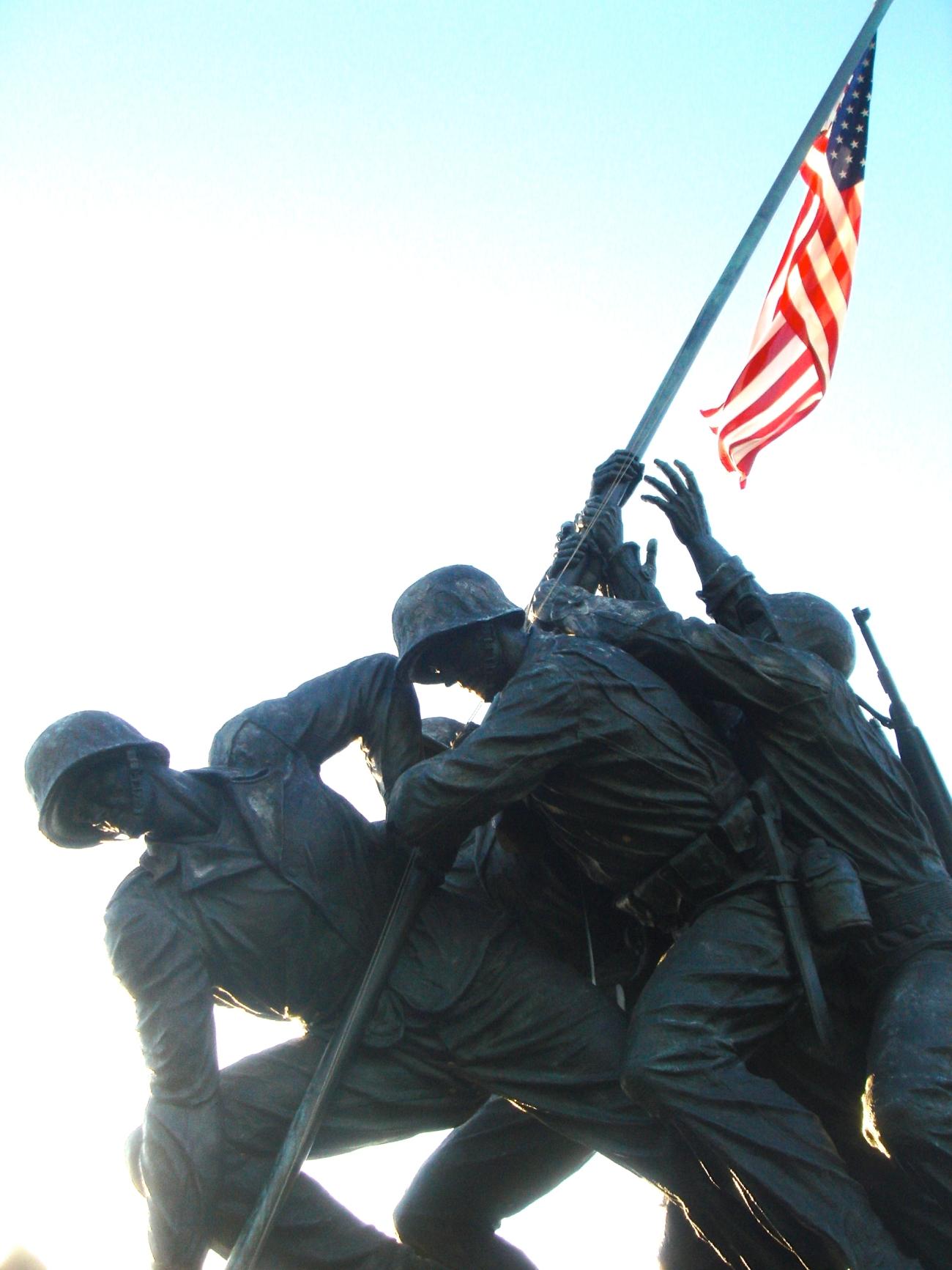 Iwo Jima Memoria (c) Diana Belchase 2011