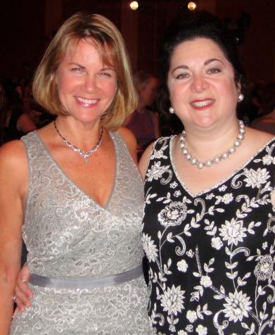 Sarah and Diana Golden Heart 2012