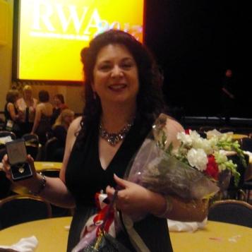 Winning the Golden Heart 2011.jpg