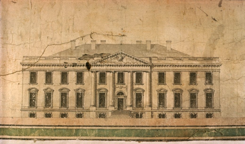 The British Who Helped Build the White House — Before they Burned it
